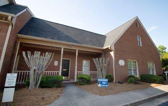 Chiropractic Norcross GA Office Building