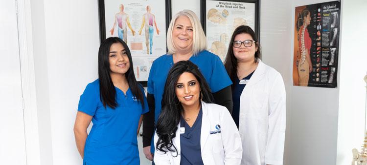 Chiropractic Norcross GA Staff at Injury & Wellness Center